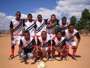 équipe de foot