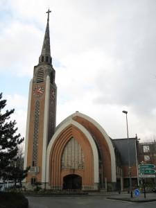 église St Stanislas des Blagis à Fontenay