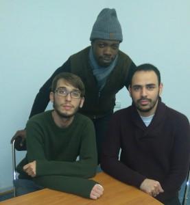 Baptiste, Christian et Dinar