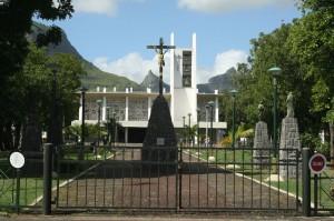 Sainte Croix, le sanctuaire du Bx Jacques Laval