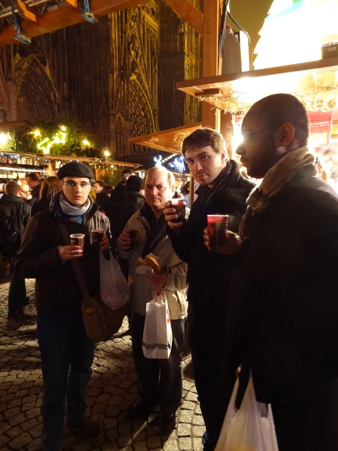 Comment aller à Strasbourg sans voir le marché de Noël ?