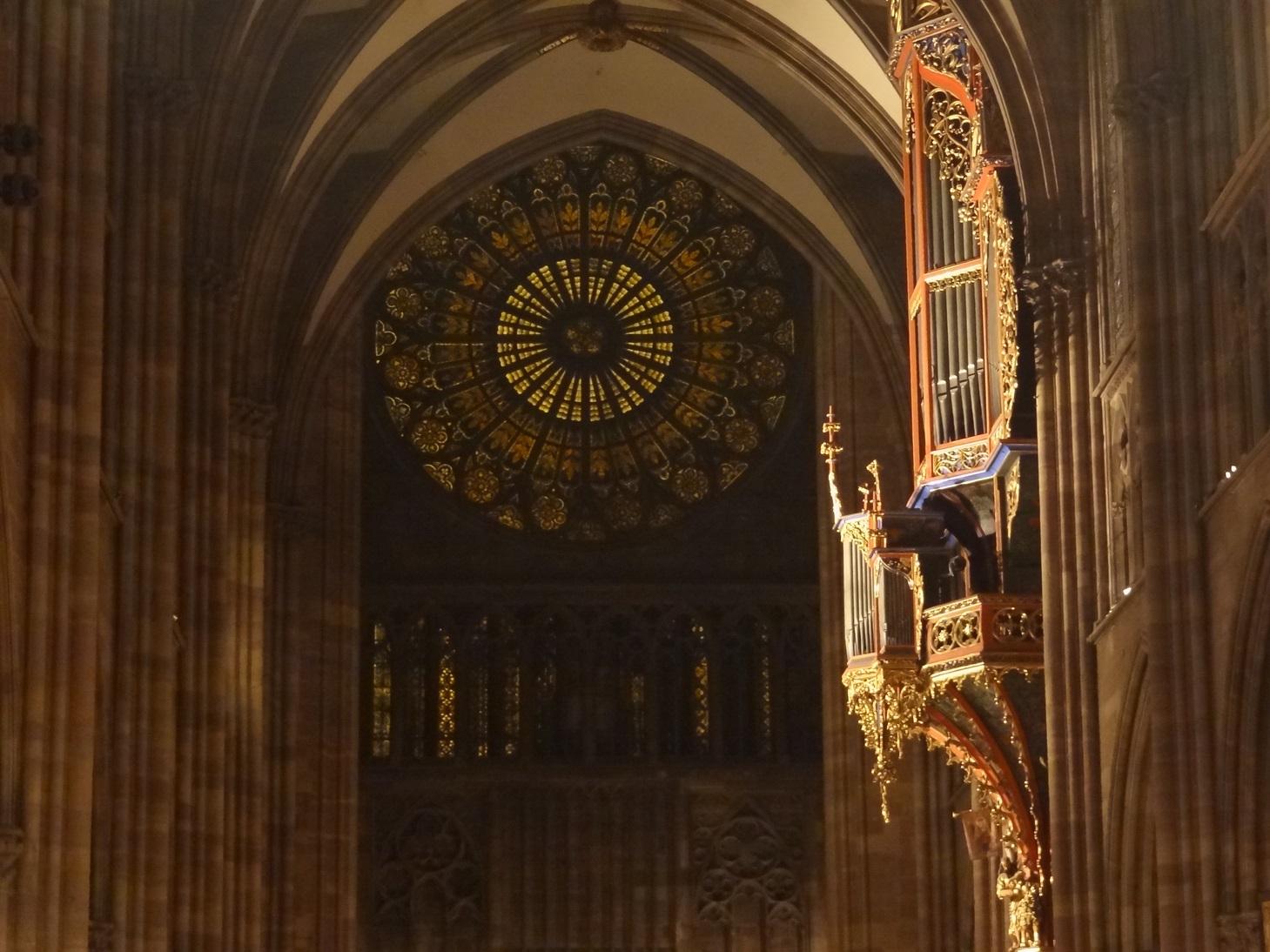 La cathédrale de Strasbourg, merveille de l'art gothique