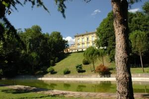 Allex parc et chateau
