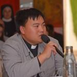 Jeune prêtre vietnamien
