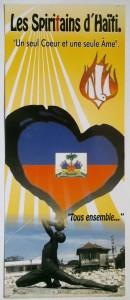 devise Spiritains Haiti