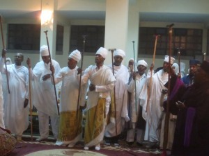 Veillée pascale - danses liturgiques