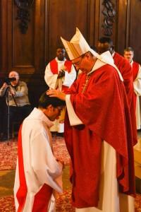 Ordination presbytérale de Benjamin Osio