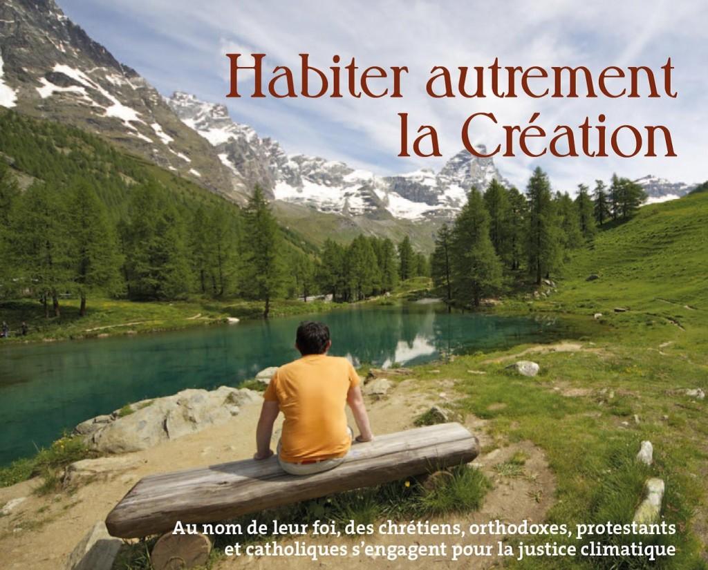 Brochure à télécharger, pour une meilleure prise de conscience des enjeux écologiques, en tant que chrétien, à la suite du pape François