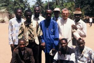 Le père Joseph au Sénégal