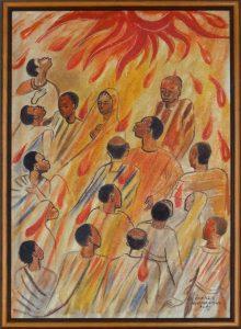 Pentecôte (centrafrique)