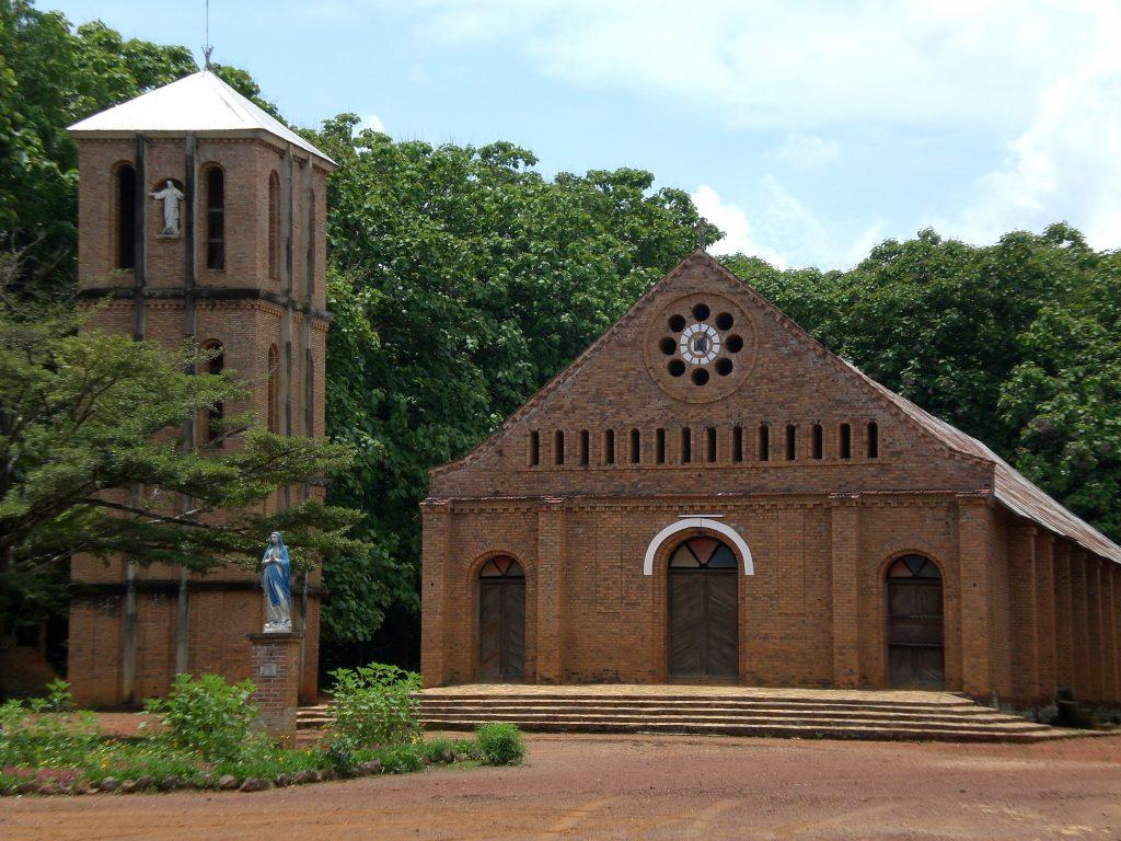 Cathédrale d'Alindao, Centrafrique