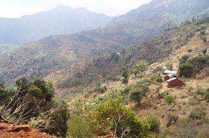 Montagne non loin de Samé (Tanzanie)